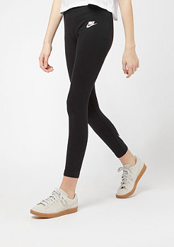 NIKE Tight Club Logo black/white
