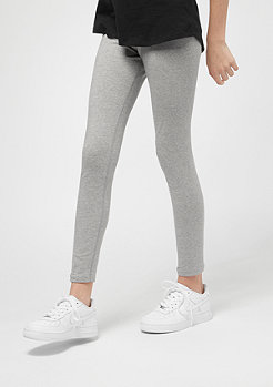 NIKE Tight Club Logo dk grey heather/dk grey heather/white