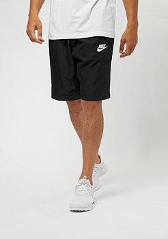 NIKE Sportswear black/black/white
