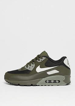 NIKE Air Max 90 Essential cargo khaki/light bone-dark stucco-blac