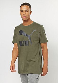 Puma Archive Logo olive night