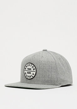 Brixton Oath II heather grey
