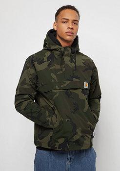 Carhartt WIP Nimbus camouflage vert treillis