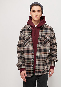 Brixton Bowery Flannel black/grey