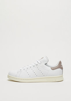 adidas Stan Smith Cracked Leather white/white/vapour grey