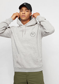 Brixton Wheeler III heather grey/black
