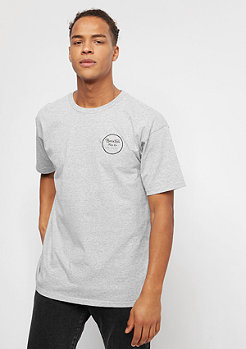 Brixton Wheeler II heather grey