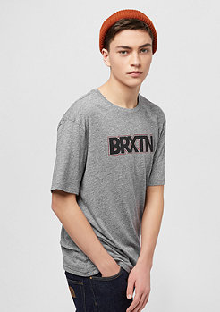 Brixton Edison heather grey