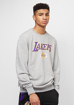 New Era Tip Off Los Angeles Lakers light grey heather