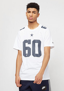 New Era NFL Number Dallas Cowboys optic white
