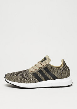 adidas Swift Run raw gold/core black/ftwr white