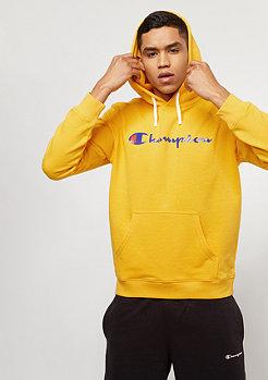 Champion Hooded Sweatshirt yellow