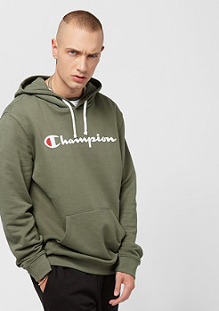 Champion Hooded Sweatshirt green