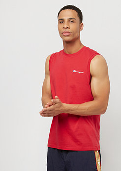 Champion Sleeveless Crewneck rot