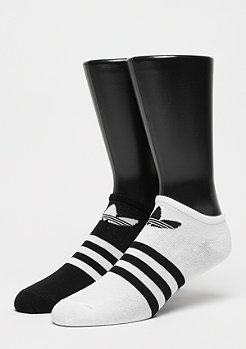 adidas Trefoil Liner Stripes 2PP black/white