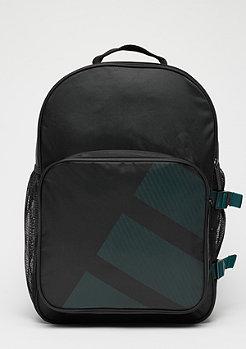 adidas EQT black/mystery green