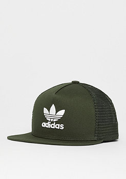 adidas Trefoil night cargo/white