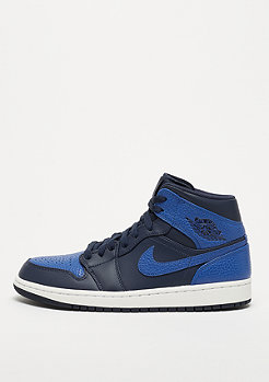 JORDAN Air Jordan 1 Mid obsidian/game royal/summit
