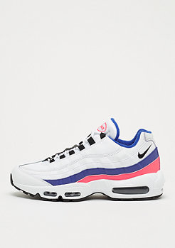 NIKE Air Max 95 Essential white/black-solar red-ultramarine