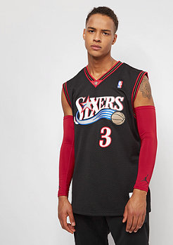 Mitchell & Ness NBA Swingman Philadelphia 76ers Allen Iverson #3 black/red