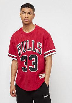 Mitchell & Ness NBA Chicago Bulls Scottie Pippen red