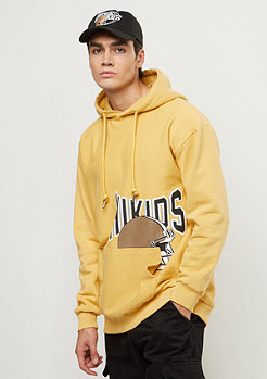 Hikids Team Hoodie yellow