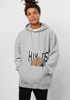 Hikids Team Hoodie grey