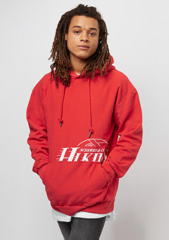 Hikids Team Hoodie red