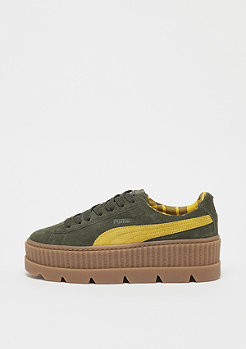 Puma PUMA by RIHANNA Cleated Creeper Suede Rosin