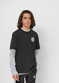 VANS Junior Checkered black/athletic heather