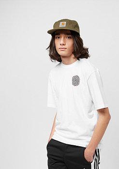 VANS Junior Checkered white