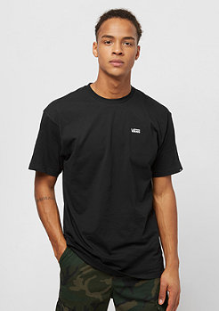 VANS Left Chest Logo black