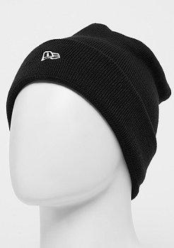 New Era Original Cuff Knit blk/whi