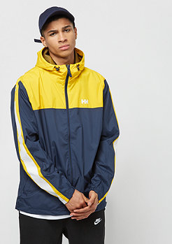 Helly Hansen Track Jacket evening blue/sulphur/offwhite