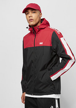 Helly Hansen Track Jacket black/red