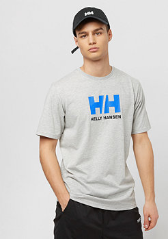 Helly Hansen Logo grey melange