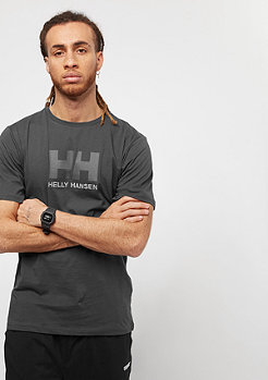 Helly Hansen Logo ebony
