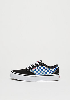 VANS YT Atwood checkerboard black/blue