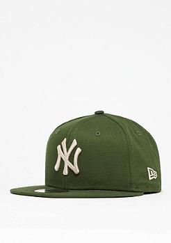 New Era 9Fifty MLB New York Yankees League Essential green/stone