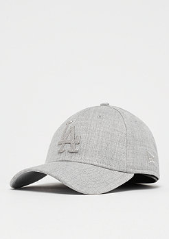 New Era 39Thirty MLB Los Angeles Dodgers Heather heather gray