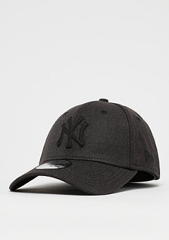 New Era 39Thirty MLB New York Yankees Heather heather black
