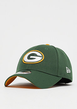 New Era NFL Green Bay Packers official team colour green