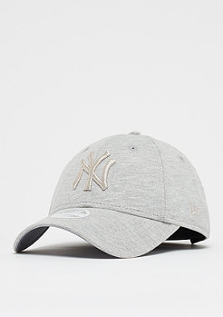 New Era 9Forty MLB New York Yankees Jersey gray/silverwing