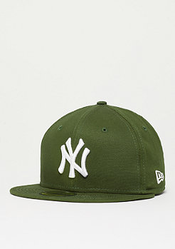 New Era 59Fifty MLB New York Yankees League Essential rig/whi