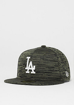 New Era 59Fifty MLB Los Angeles Dodgers Engineered nov/whi
