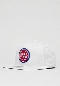 New Era NBA 9Fifty Detroit Pistons Classic offical team colour