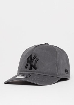 New Era 9Forty MLB New York Yankees Washed Frame graphite
