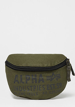 Alpha Industries Cargo Canvas Waist olive