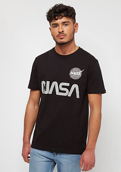 Alpha Industries Nasa Reflective black