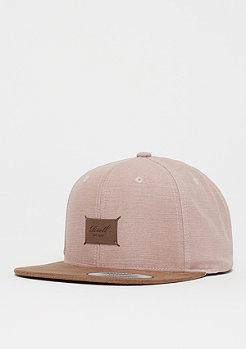 Reell Suede Cap greyish pink slub